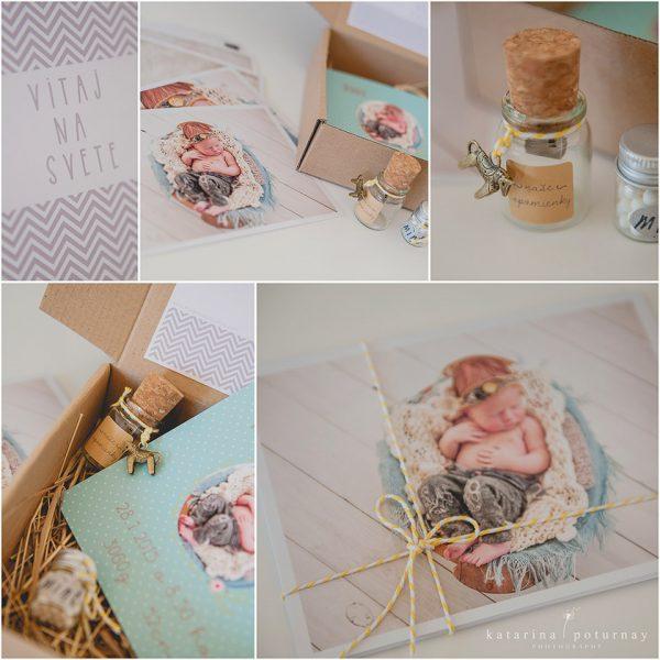 Newborn premium balíček