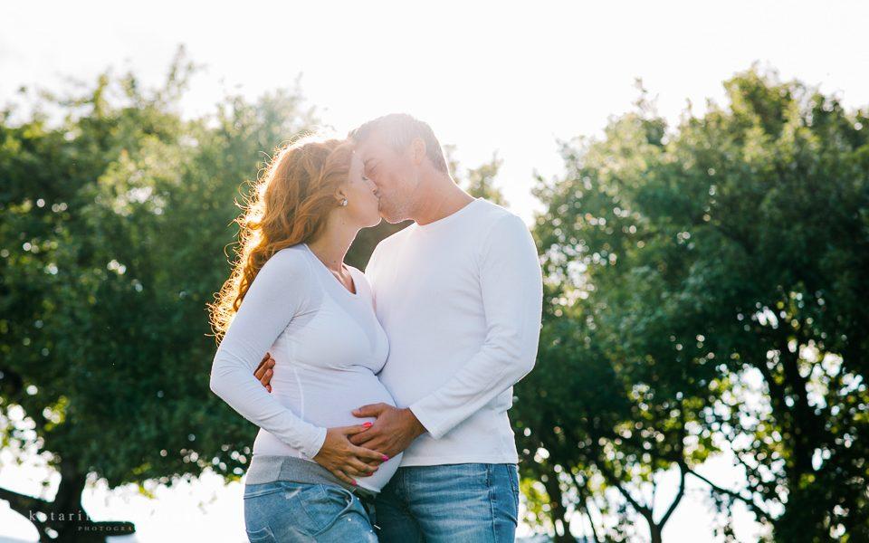J&V tehotenstvo